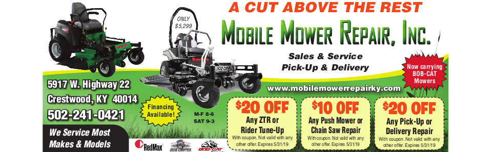 Mobile Mower Repair